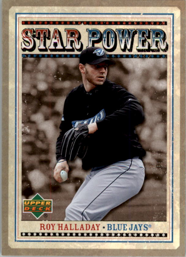 2007 Upper Deck Star Power #HA Roy Halladay