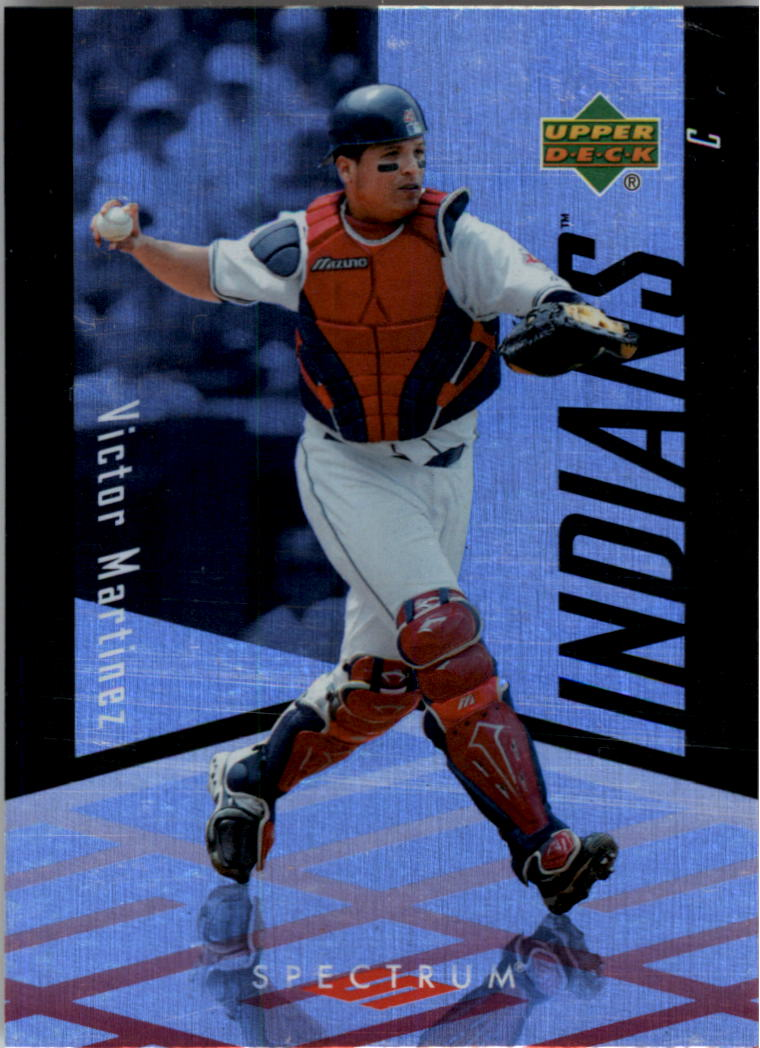 2007 Upper Deck Spectrum #12 Victor Martinez