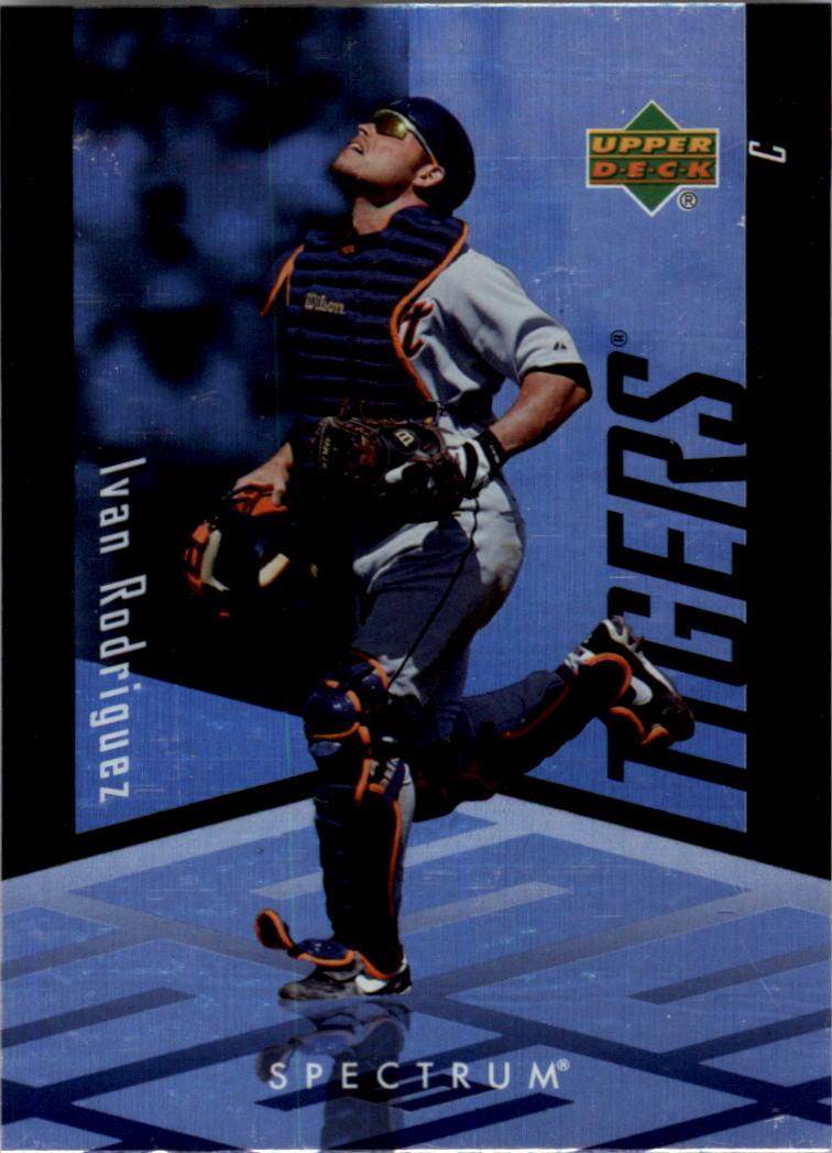 2007 Upper Deck Spectrum #15 Ivan Rodriguez