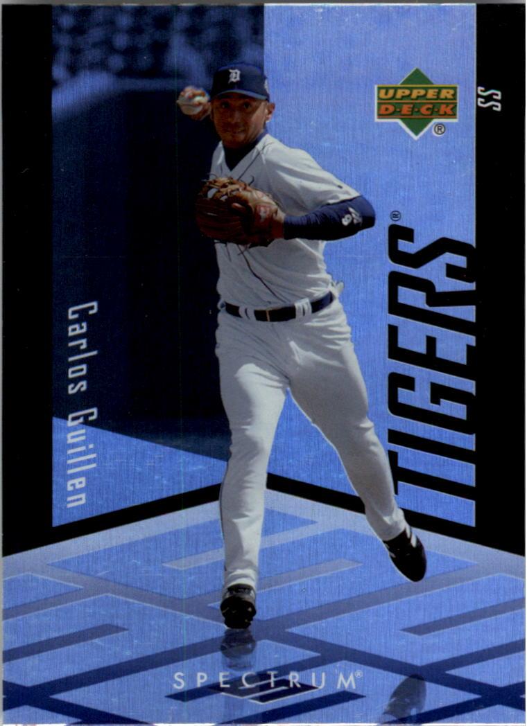 2007 Upper Deck Spectrum #17 Carlos Guillen