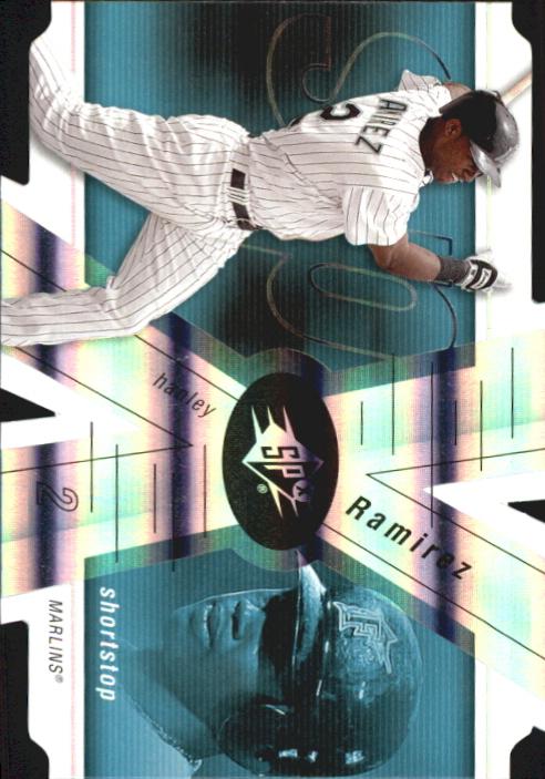 2007 SPx #66 Hanley Ramirez