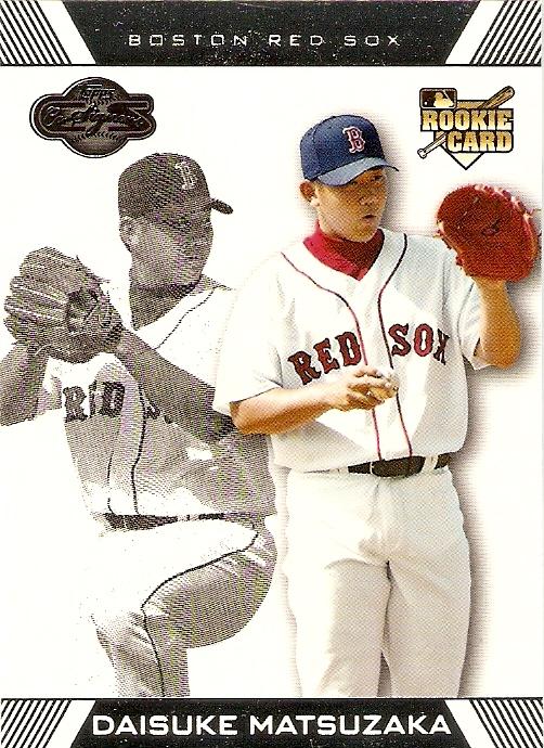 2007 Topps Co-Signers #94 Daisuke Matsuzaka RC