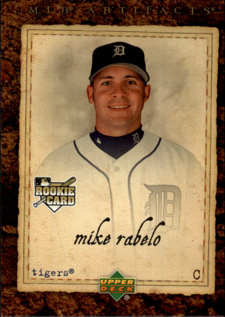2007 Artifacts #93 Mike Rabelo RC