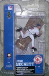 2007 McFarlane Baseball 3-Inch #10 Josh Beckett