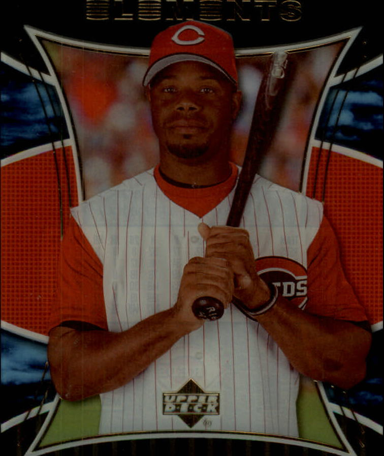 2007 Upper Deck Elements #95 Ken Griffey Jr.