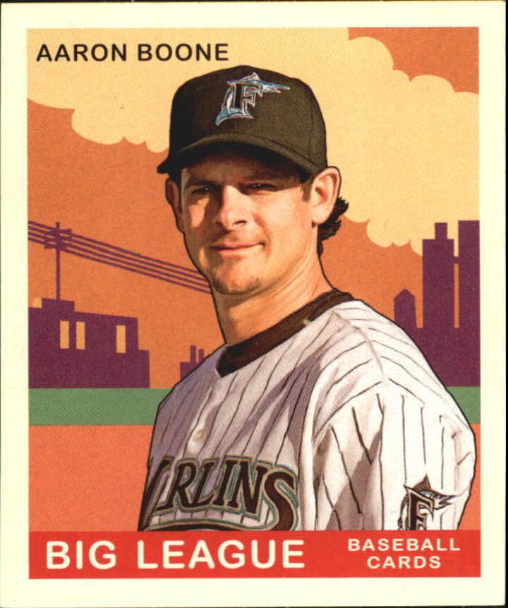 2007 Upper Deck Goudey #2 Aaron Boone