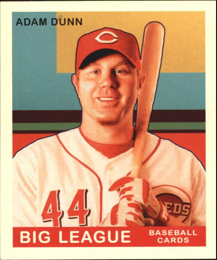 2007 Upper Deck Goudey #4 Adam Dunn