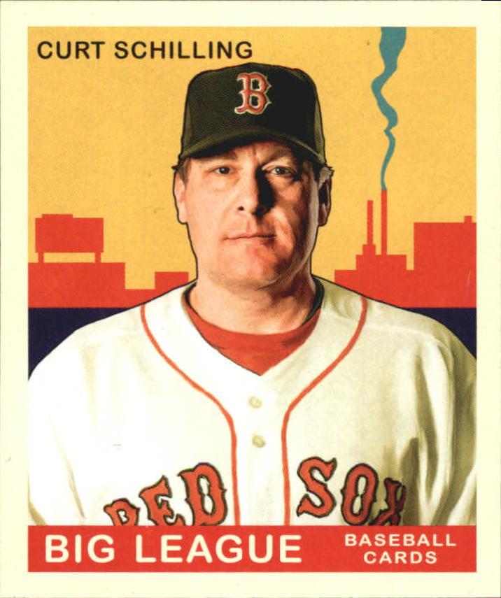 2007 Upper Deck Goudey #29 Curt Schilling