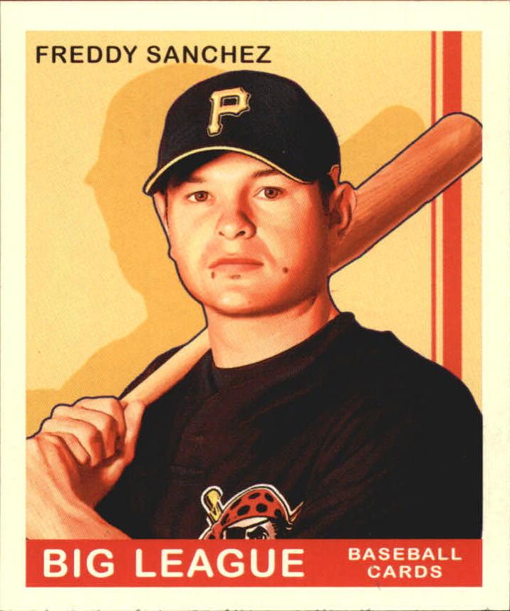 2007 Upper Deck Goudey #127 Freddy Sanchez