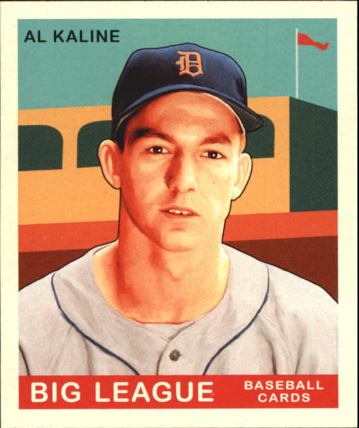 2007 Upper Deck Goudey #209 Al Kaline SP