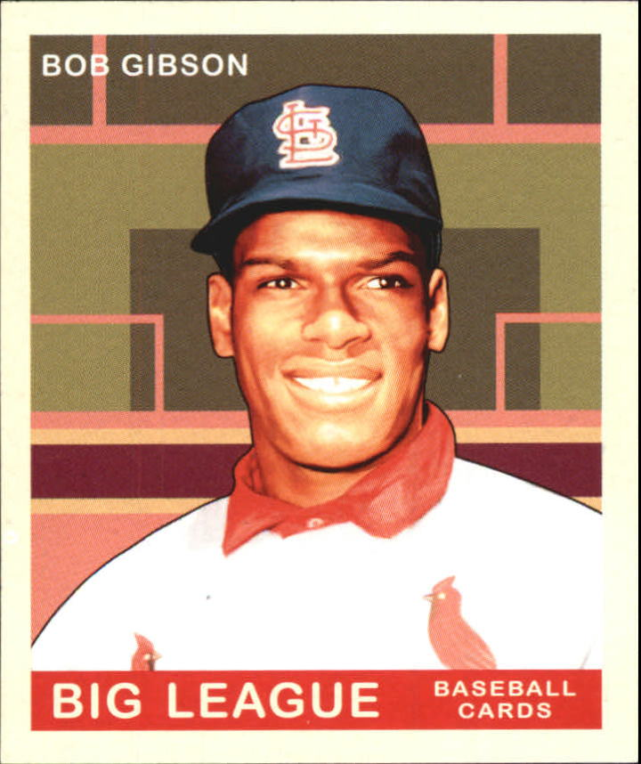 2007 Upper Deck Goudey #212 Bob Gibson SP