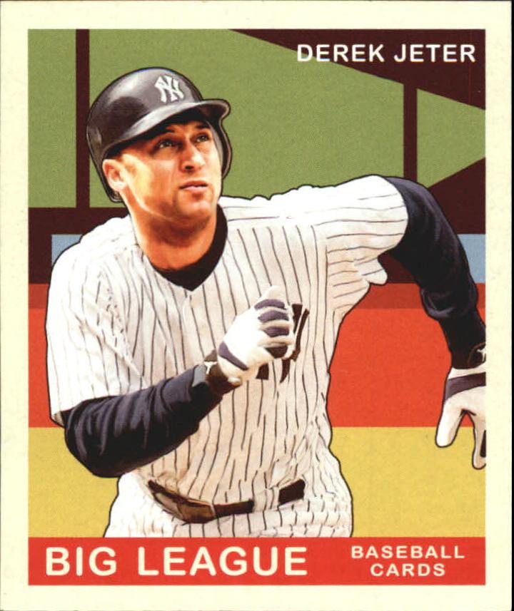 2007 Upper Deck Goudey #232 Derek Jeter SP
