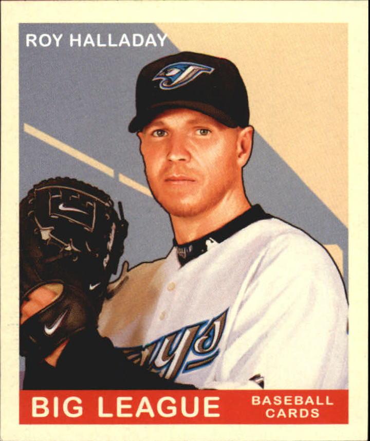 2007 Upper Deck Goudey Red Backs #89 Roy Halladay