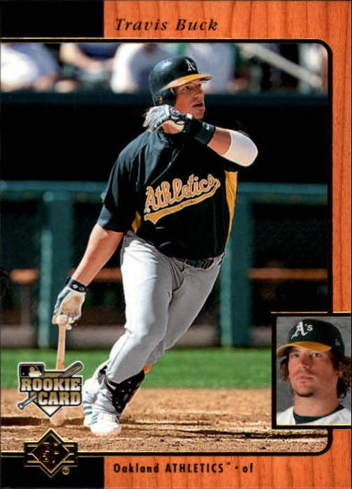 2007 SP Rookie Edition #241 Travis Buck 96