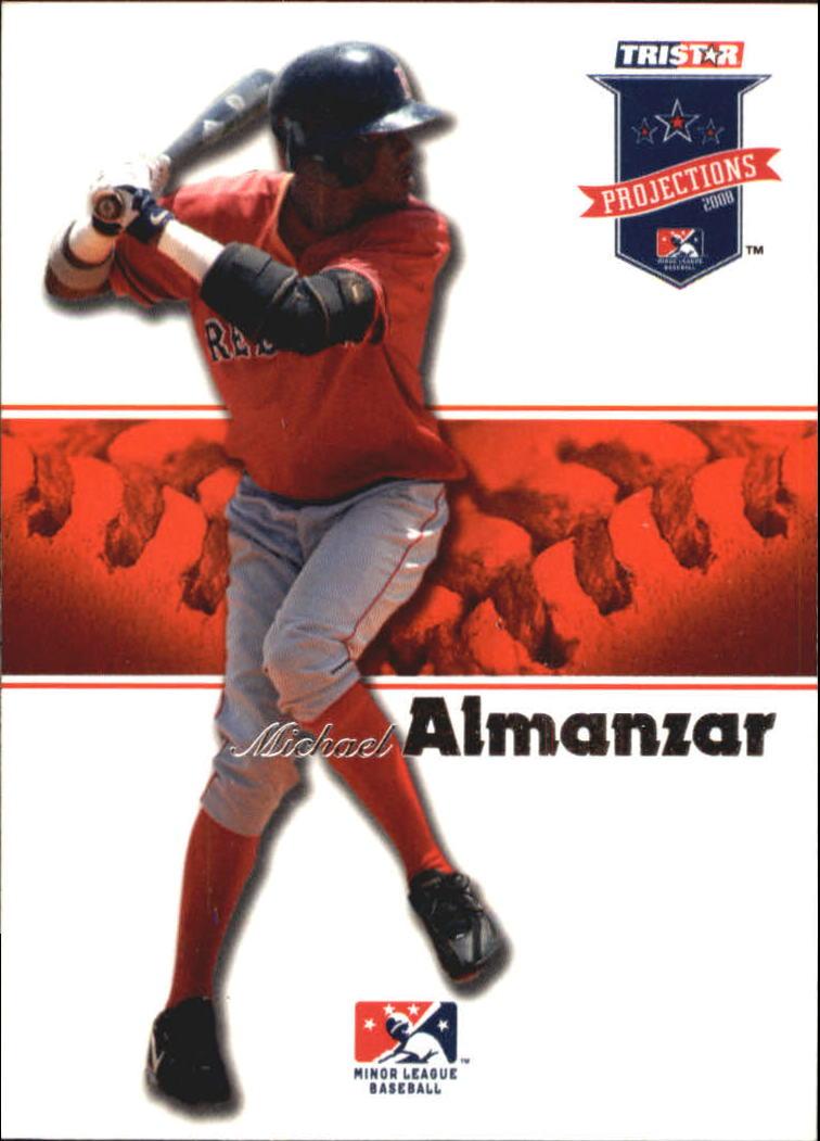 2008 TRISTAR PROjections #1 Michael Almanzar