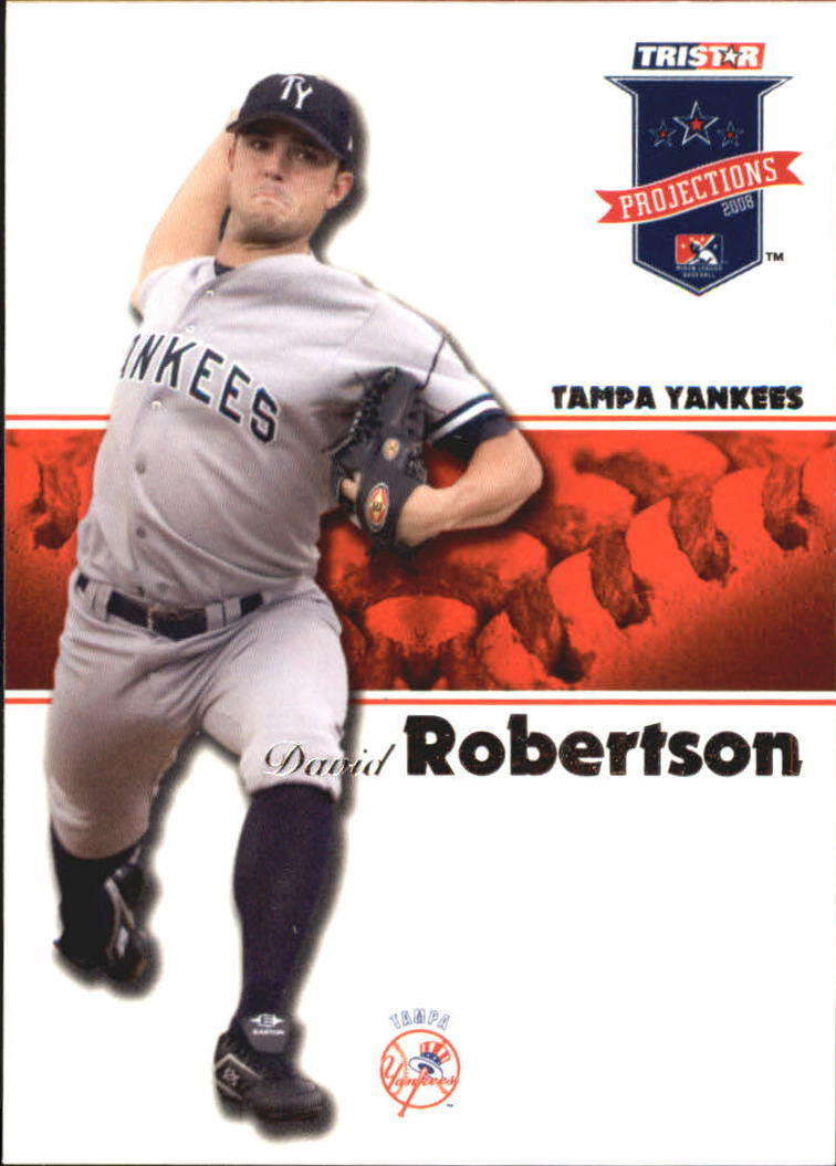 2008 TRISTAR PROjections #13 David Robertson