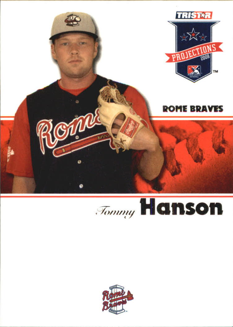 2008 TRISTAR PROjections #24 Tommy Hanson