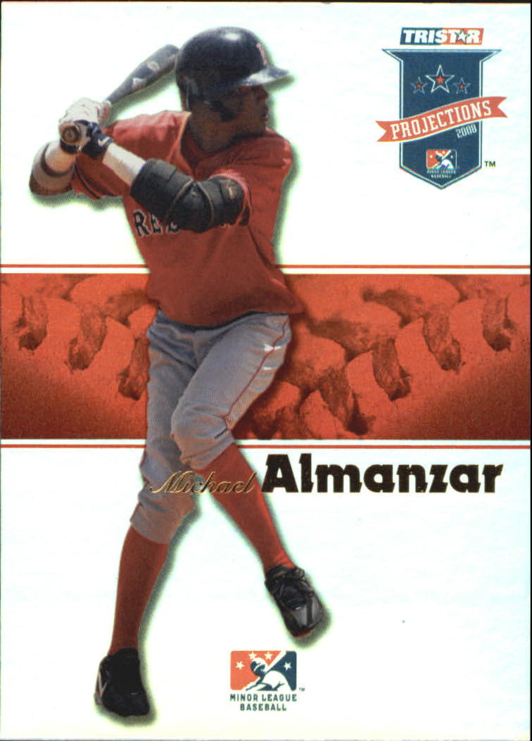 2008 TRISTAR PROjections Reflectives #1 Michael Almanzar