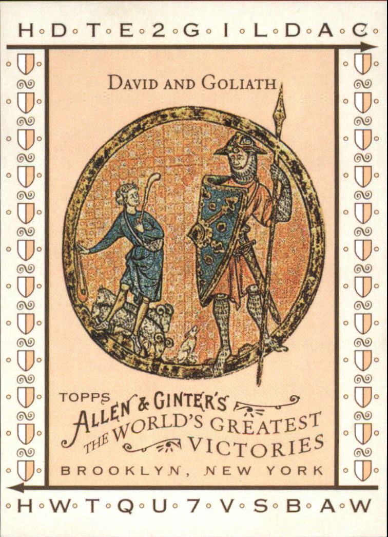 2008 Topps Allen and Ginter World's Greatest Victories #WGV6 The Fall of the Berlin Wall