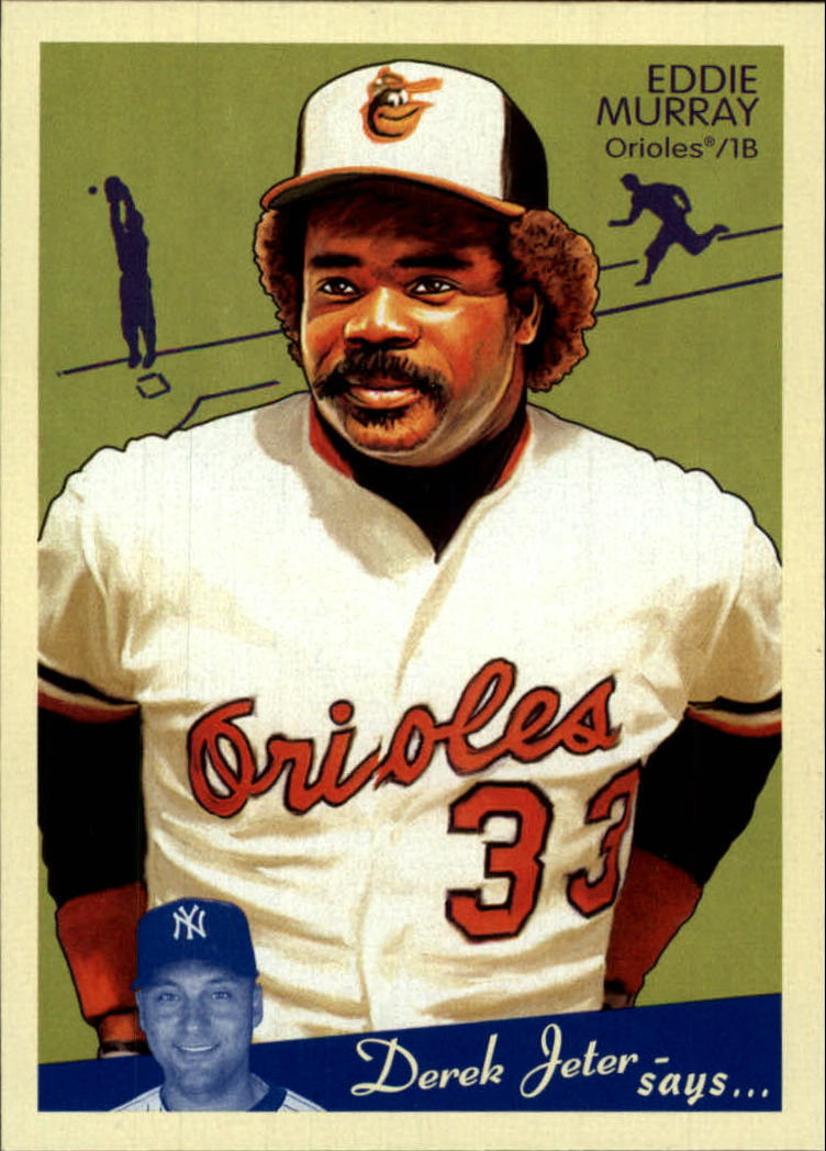 2008 Upper Deck Goudey #18 Eddie Murray