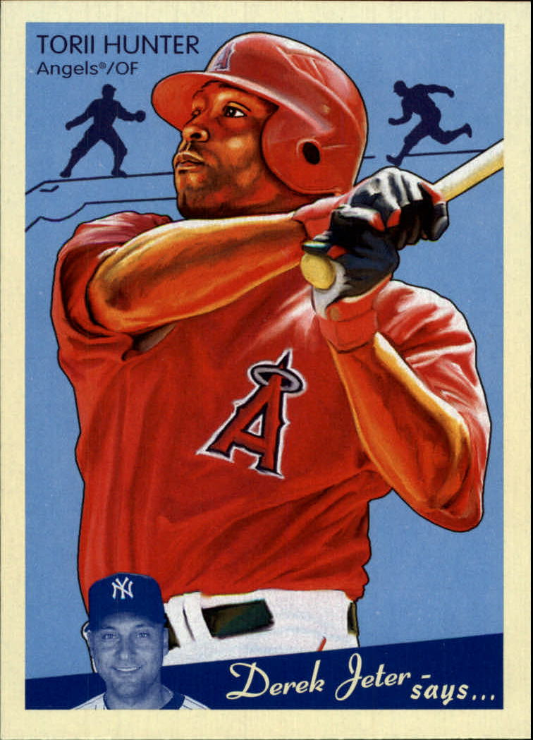 2008 Upper Deck Goudey #94 Torii Hunter