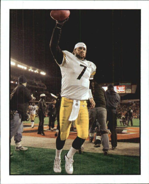 2008 Upper Deck Goudey Hit Parade of Champions #3 Ben Roethlisberger
