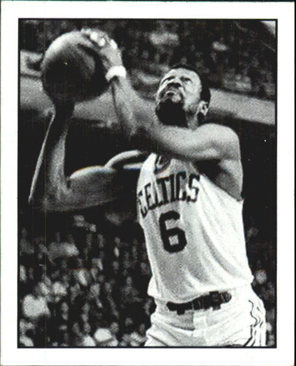 2008 Upper Deck Goudey Hit Parade of Champions #4 Bill Russell