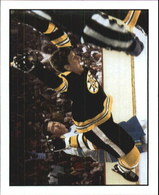 2008 Upper Deck Goudey Hit Parade of Champions #5 Bobby Orr
