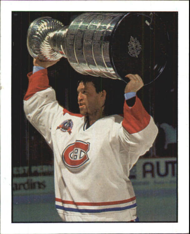 2008 Upper Deck Goudey Hit Parade of Champions #23 Patrick Roy