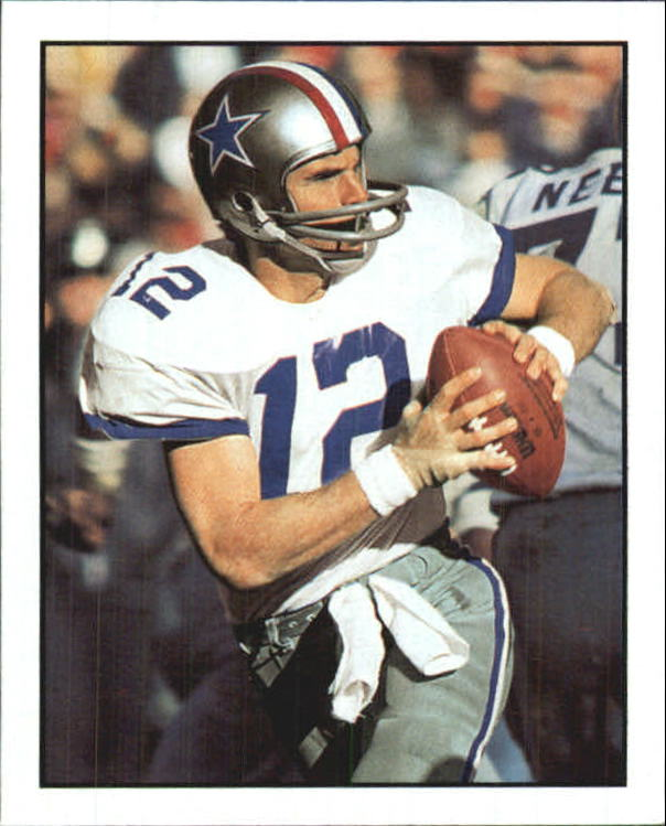 2008 Upper Deck Goudey Hit Parade of Champions #27 Roger Staubach