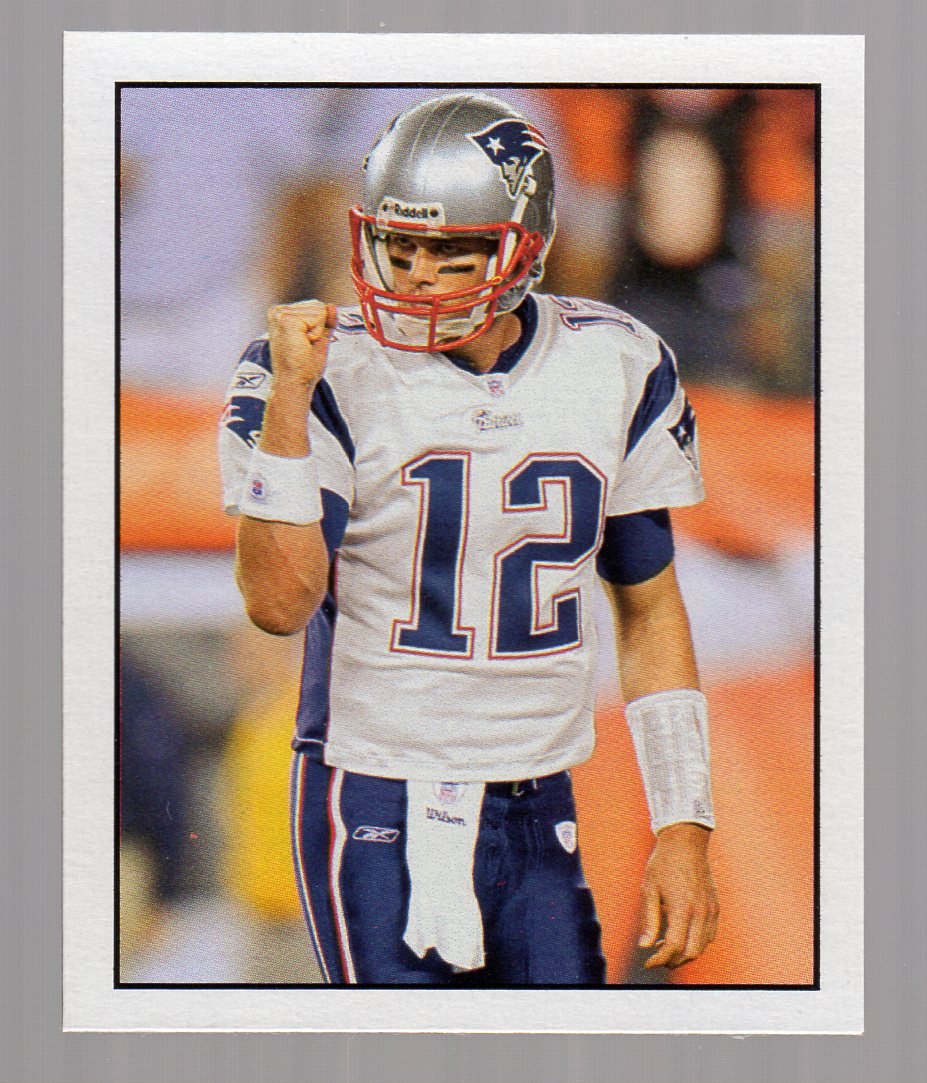 2008 Upper Deck Goudey Hit Parade of Champions #29 Tom Brady
