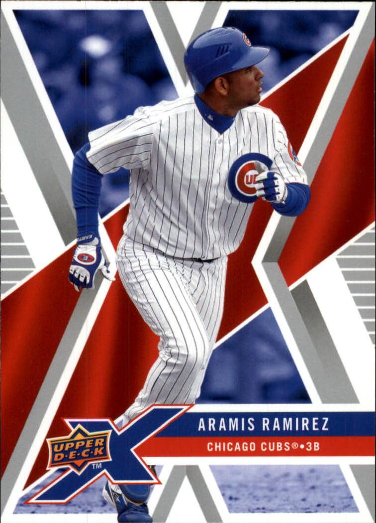2008 Upper Deck X #19 Aramis Ramirez