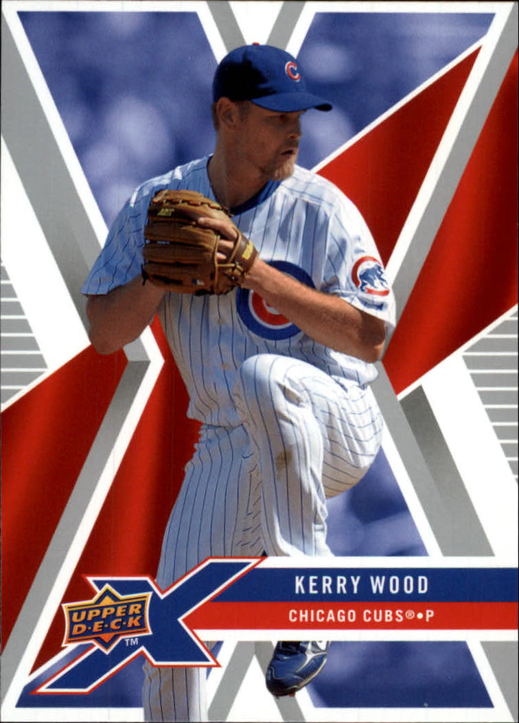 2008 Upper Deck X #20 Kerry Wood