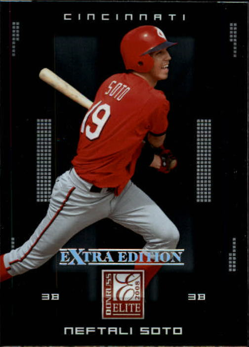 2008 Donruss Elite Extra Edition #77 Neftali Soto