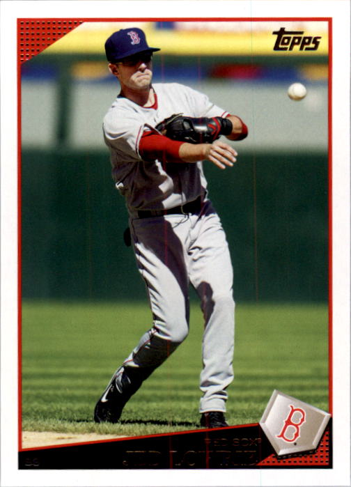 2009 Topps #77 Jed Lowrie