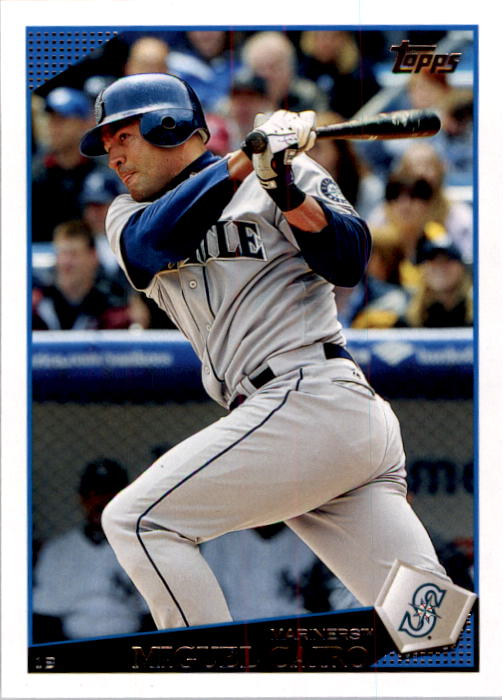 2009 Topps #82 Miguel Cairo