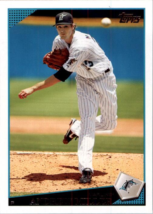 2009 Topps #95 Andrew Miller