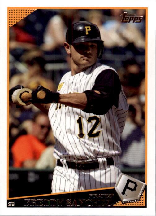 2009 Topps #447 Freddy Sanchez