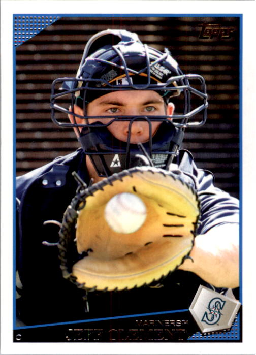 2009 Topps #448 Jeff Clement