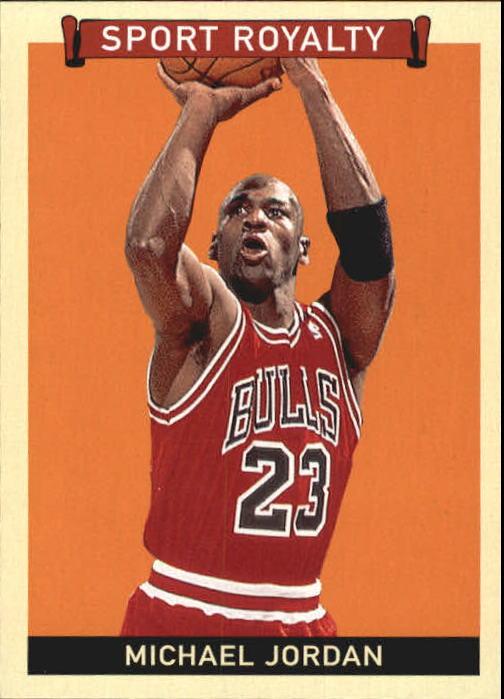 2009 Upper Deck Goudey #260 Michael Jordan SR SP