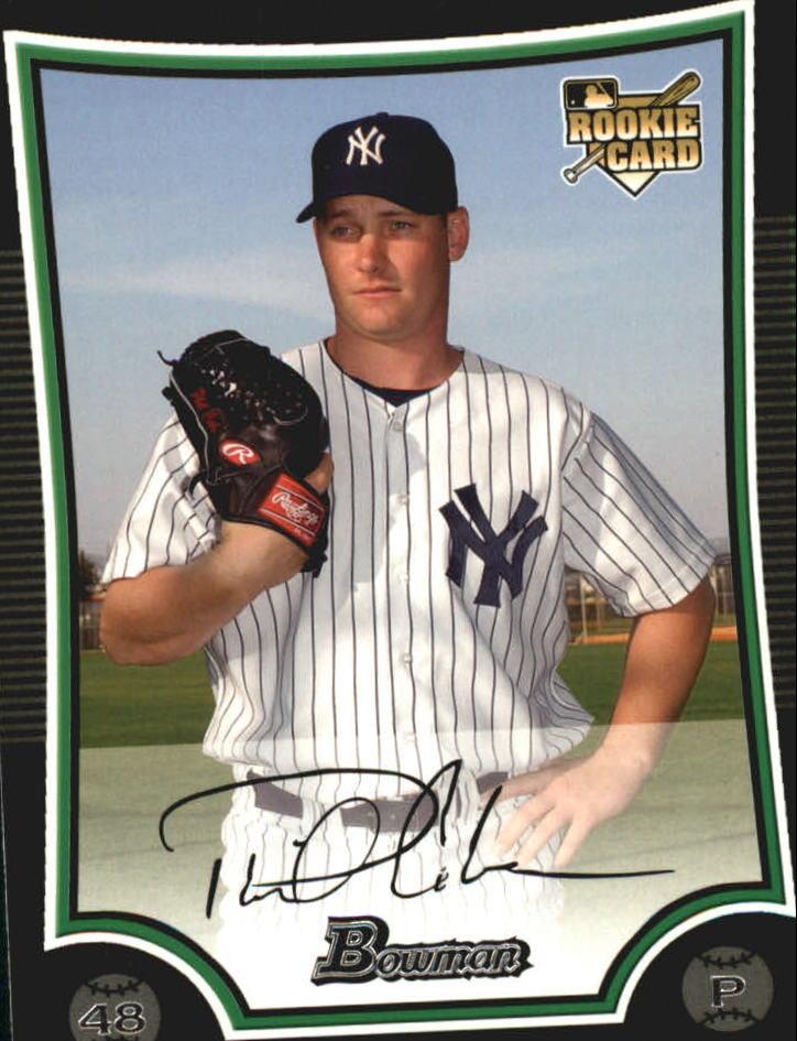 2009 Bowman #196 Phil Coke RC
