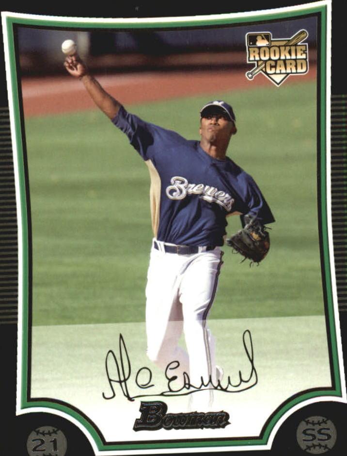 2009 Bowman #198 Alcides Escobar RC