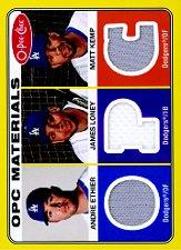 2009 O-Pee-Chee Materials #ELK Matt Kemp/Andre Ethier/James Loney