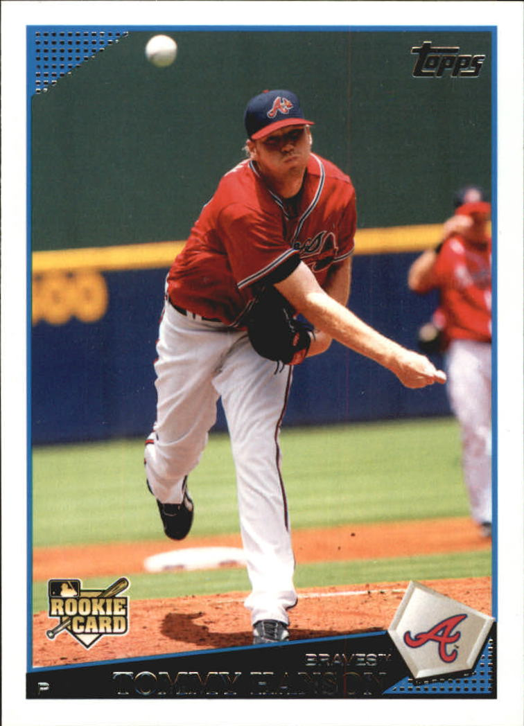 2009 Topps Update #UH10 Tommy Hanson RC