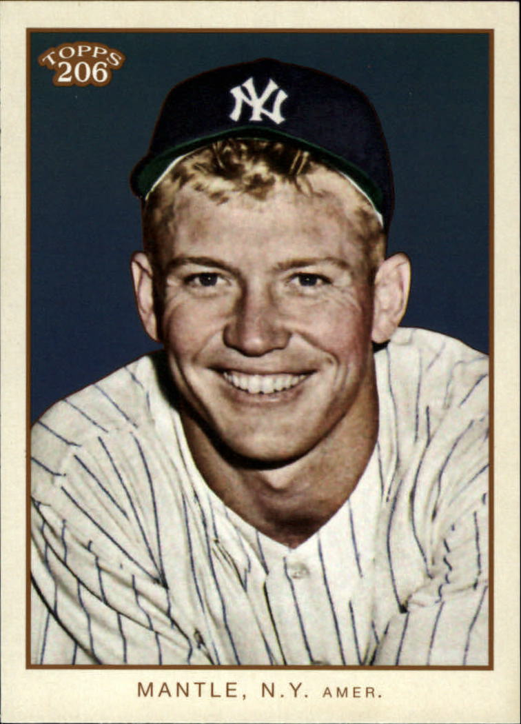 a biography of mickey mantle a baseball player Mickey mantle, in full mickey charles mantle, byname the mick (born oct 20, 1931, spavinaw, okla, us—died aug 13, 1995, dallas, texas), professional american league baseball player for the new york yankees (1951–68), who was a powerful switch-hitter (right- and left-handed) and who hit 536 home runs.