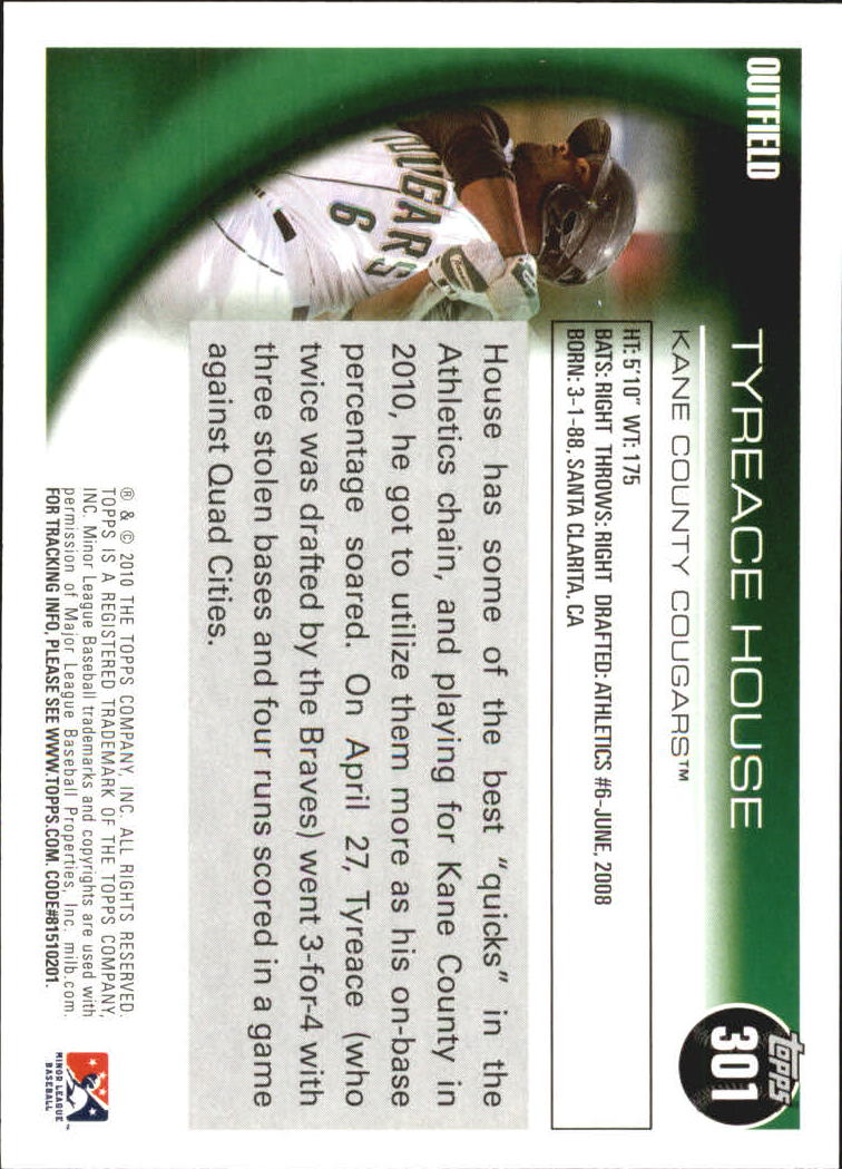 2010-Topps-Pro-Debut-Minor-League-Baseball-Card-Choose-Your-Card thumbnail 90