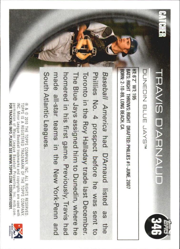 2010-Topps-Pro-Debut-251-440-You-Choose-GOTBASEBALLCARDS thumbnail 131