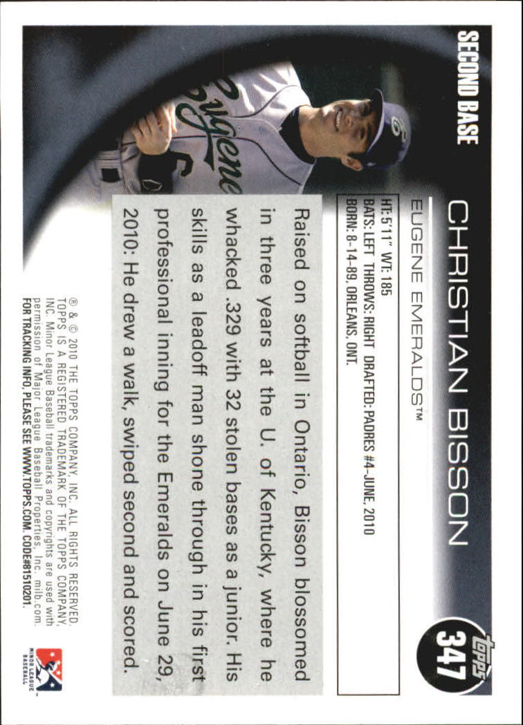2010-Topps-Pro-Debut-251-440-You-Choose-GOTBASEBALLCARDS thumbnail 133