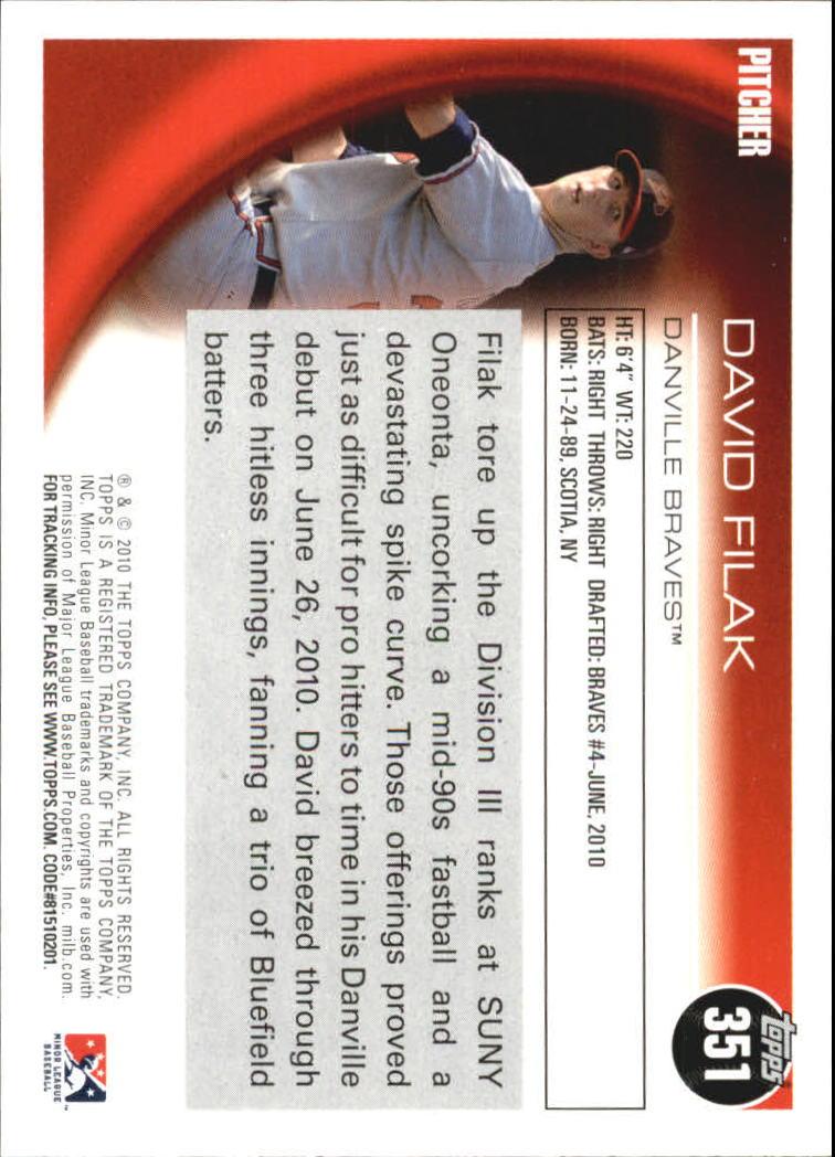 2010-Topps-Pro-Debut-251-440-You-Choose-GOTBASEBALLCARDS thumbnail 139