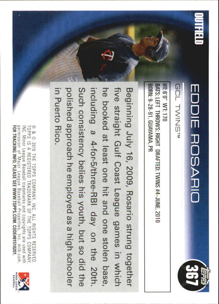 2010-Topps-Pro-Debut-251-440-You-Choose-GOTBASEBALLCARDS thumbnail 162